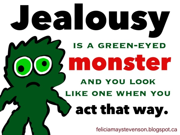 jealousy-greenmonster
